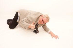 高齢者の転倒